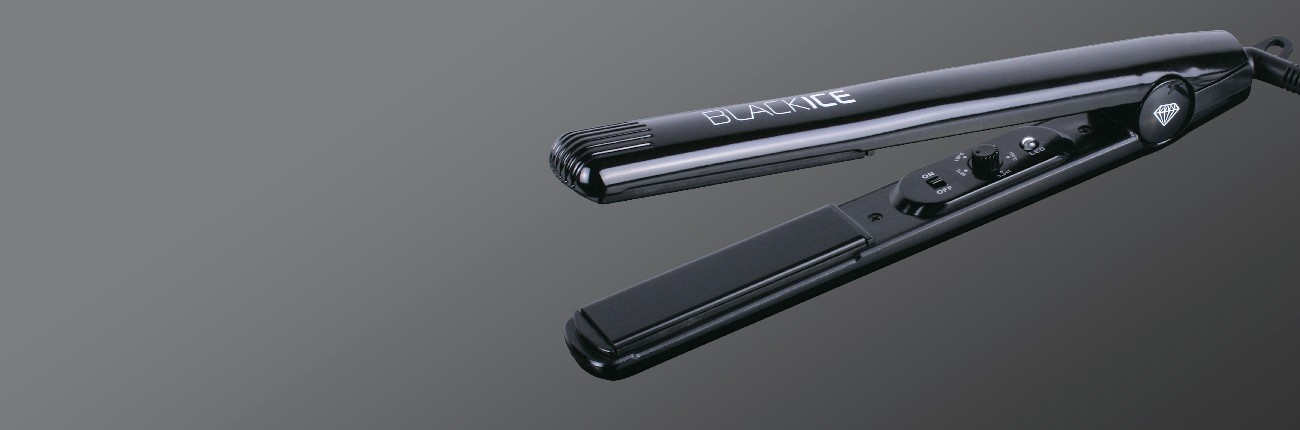 Black Ice Hair Straighteners