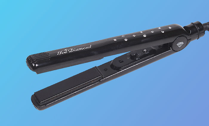 Ice Diamond Hair Straighteners